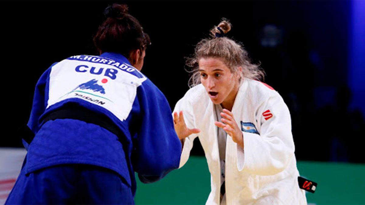 Paula Pareto competirá en Hungría después de más de un año
