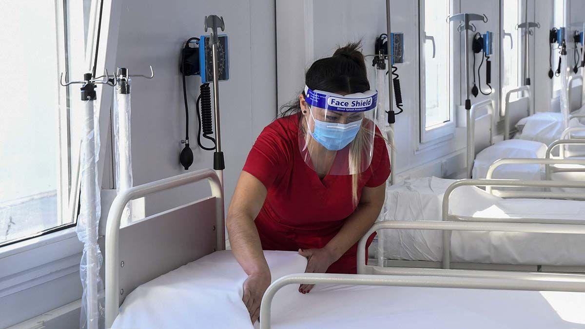 Coronavirus en Argentina: fueron reportadas 257 muertes en las últimas 24 horas.