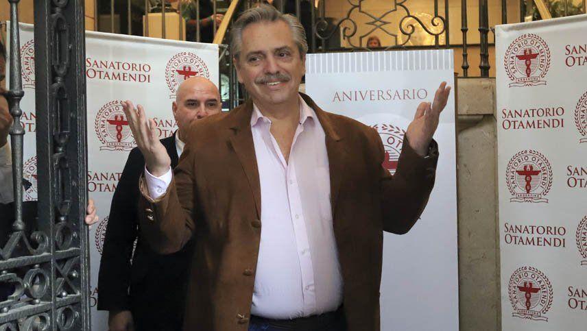 Alberto Fernández llega a Mendoza en campaña y se reunirá con empresarios