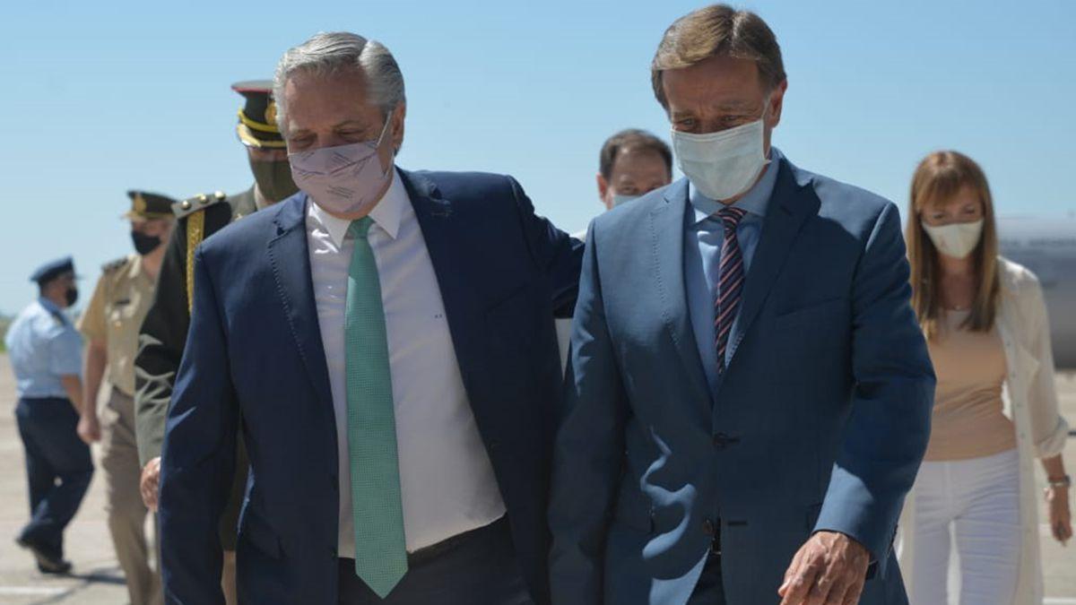 El presidente Alberto Fernández viajará a China en Mayo en búsqueda de inversiones. En carpeta lleva dos proyectos que beneficiarán a Mendoza.