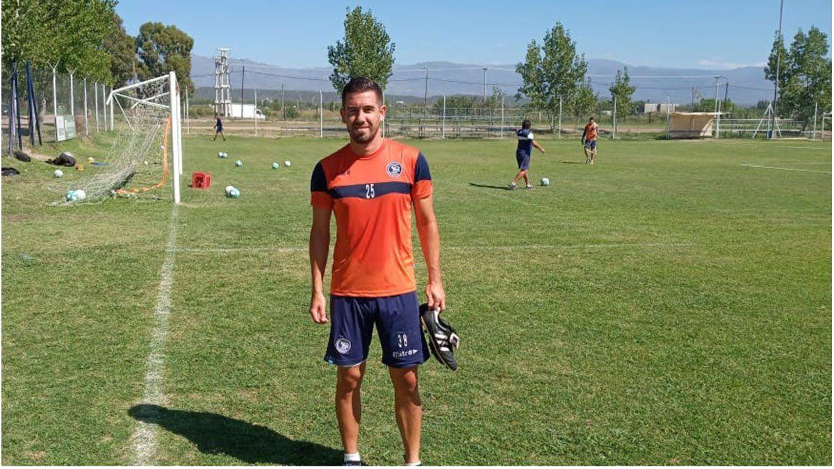 El atacante disfruta este buen momento que vive el equipo que dirige Gabriel Gómez.