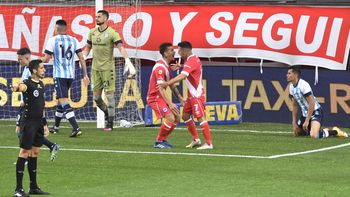Argentinos Juniors prolongó el mal momento de Racing
