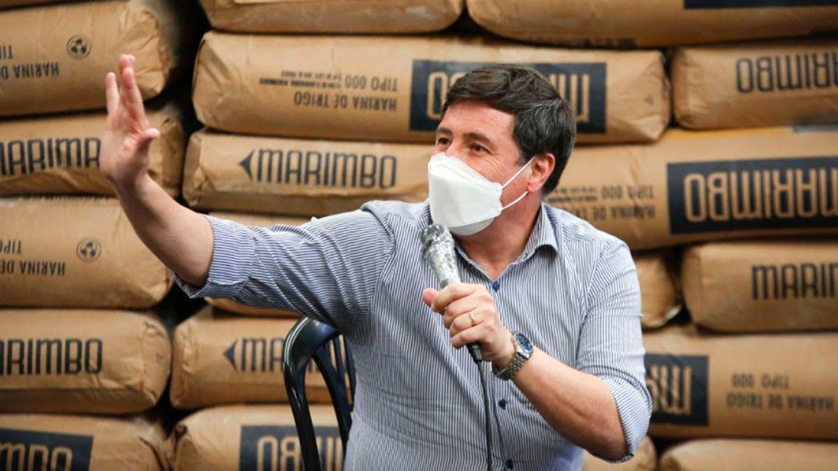Daniel Arroyo reiteró a los movimientos sociales la necesidad de no realizar manifestaciones porque no es tiempo de amucharse.