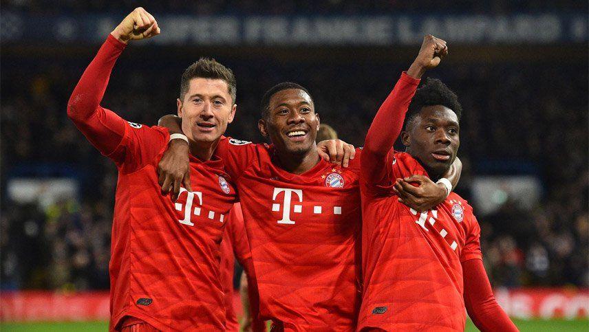 Bayern vs. Chelsea, por los octavos de final de la Champions: hora y TV
