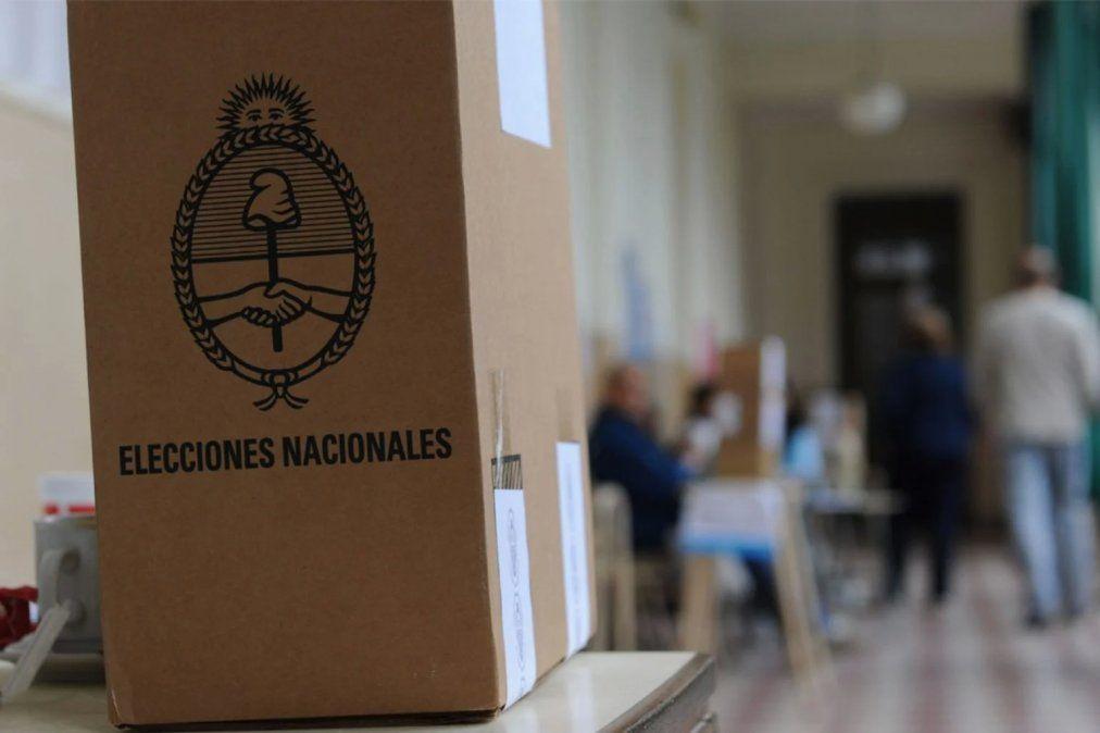 La Justicia electoral confirmó que las PASO se harán el 8 de agosto y las generales el 24 de octubre.
