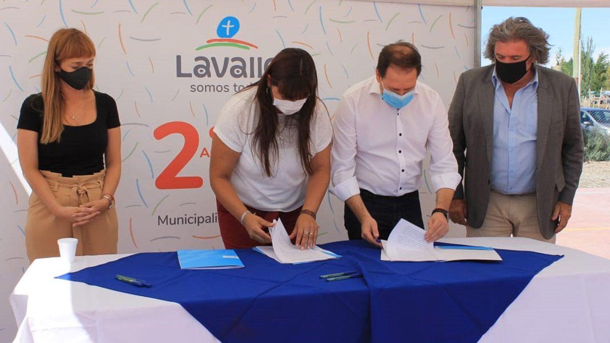 Lavalle recibirá $182 millones en obras del impuesto a las grandes fortunas