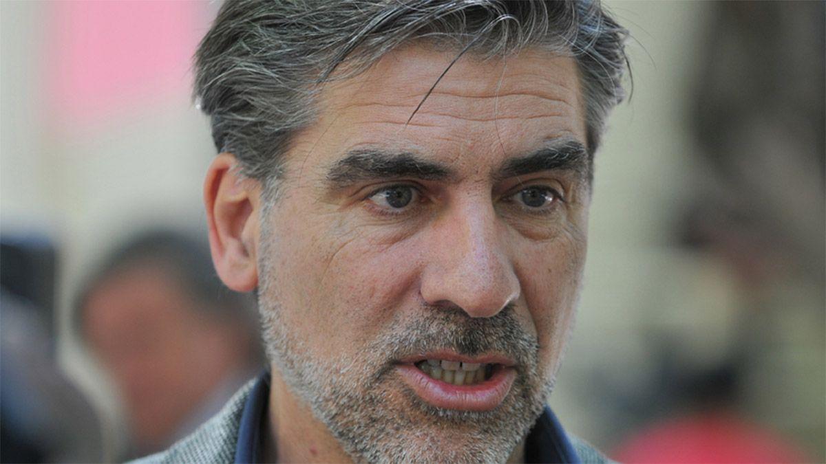 El diputado Mario Vadillo fue criticado por sus dichos de la atención en el Hospital Central durante el coronavirus en Mendoza