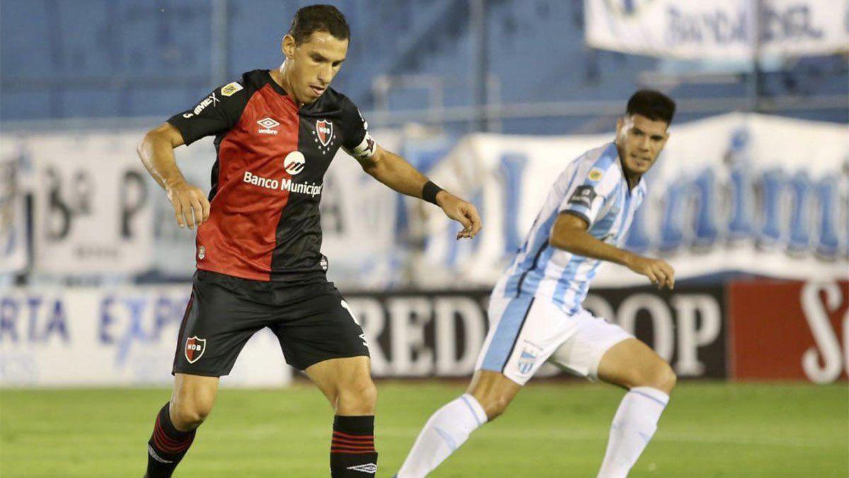 A puro gol: Newells le empató a Atlético Tucumán sobre el final