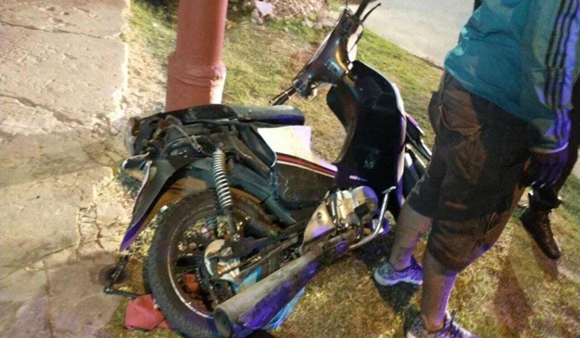 Persecución y muerte: motochorros atropellaron y mataron a una embarazada