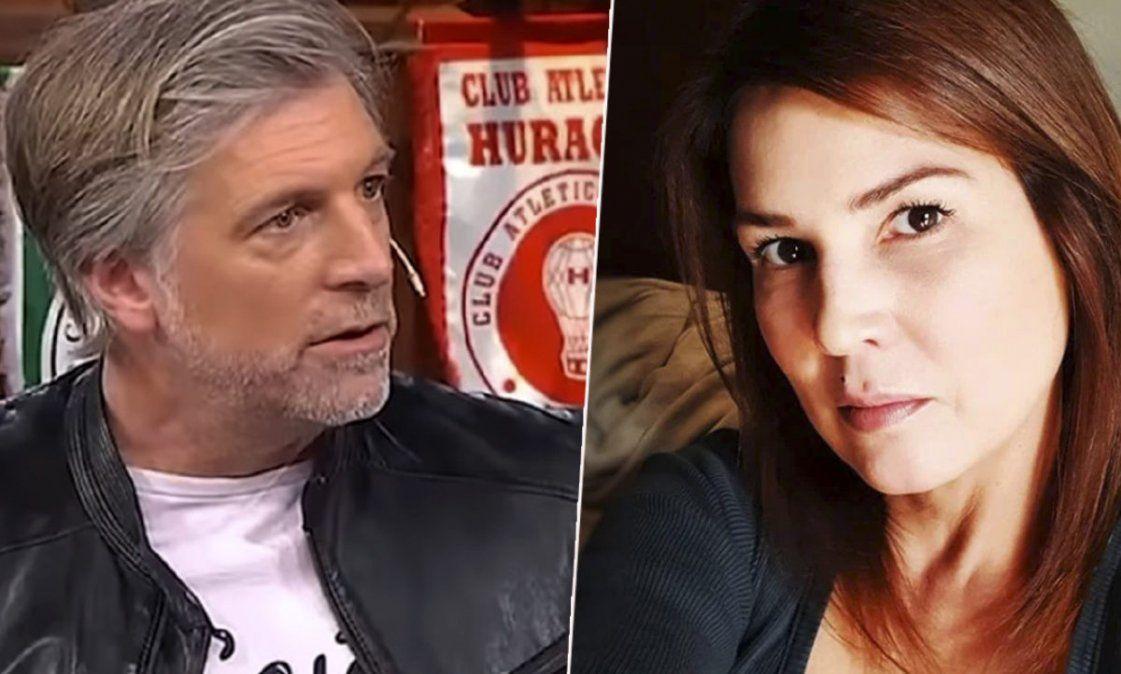 Feroz cruce entre Horacio Cabak y Úrsula Vargues: Cipayo vende humo