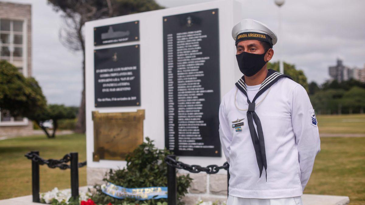 Este domingo se recordó el día del último contacto con el submarino ARA San Juan