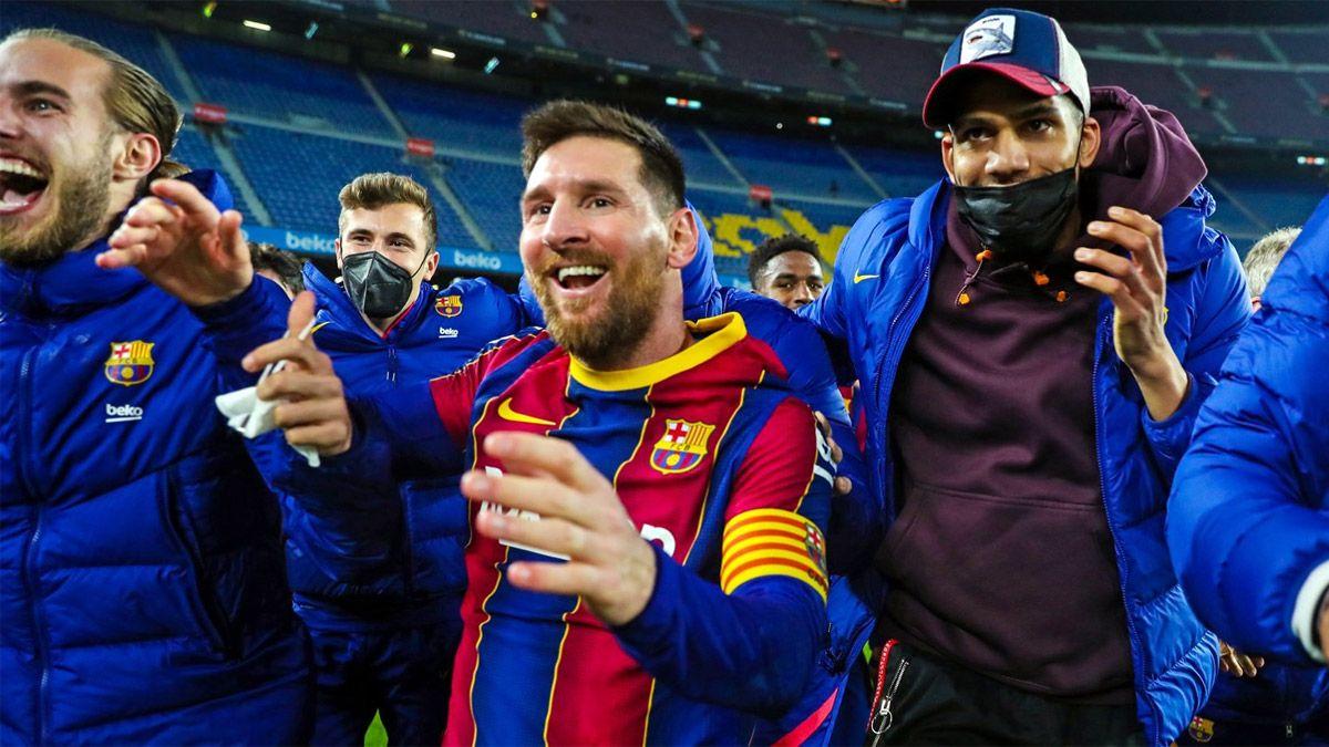 Messi sumó su octavo Pichichi, el quinto seguido