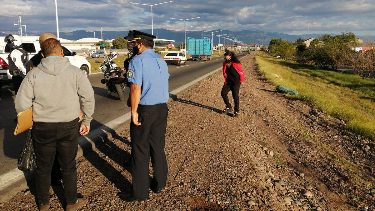 Buscan a un conductor que atropelló y mató a un motociclista