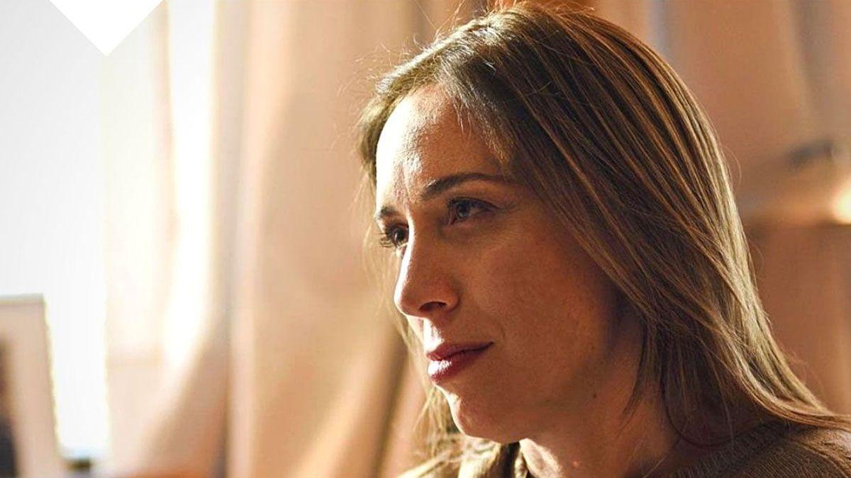 Fuertes críticas formuló María Eugenia Vidal al gobierno de Alberto Fernández.