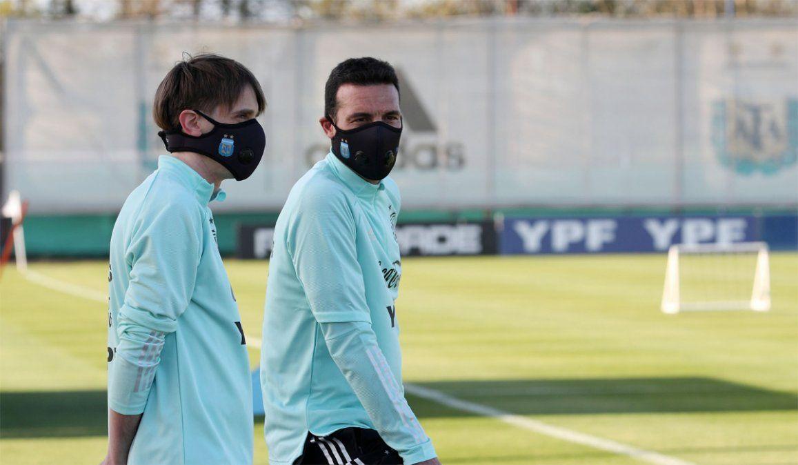 Selección argentina: estos son los citados de River y Boca