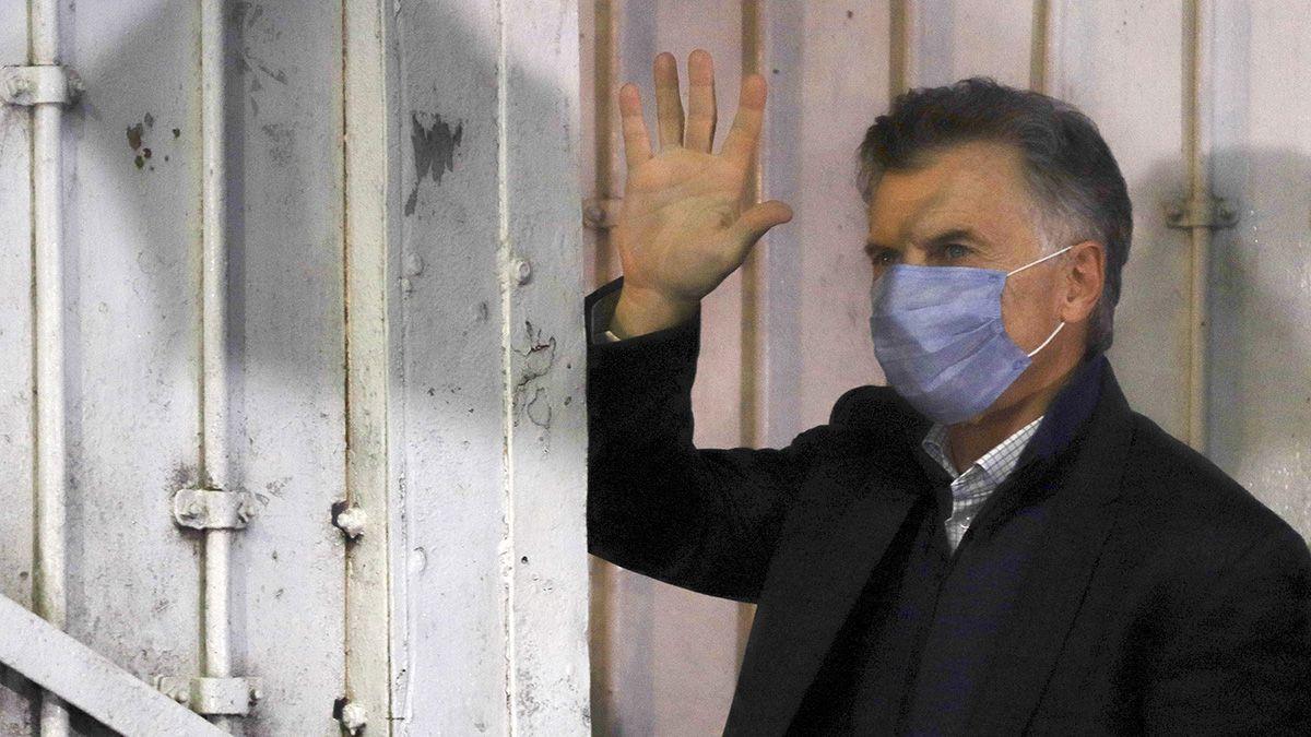 Luego de que sus declaraciones sobre las elecciones 2021 generarán polémica Mauricio Macri realizó aclaraciones y criticó a Santiago Cafiero.