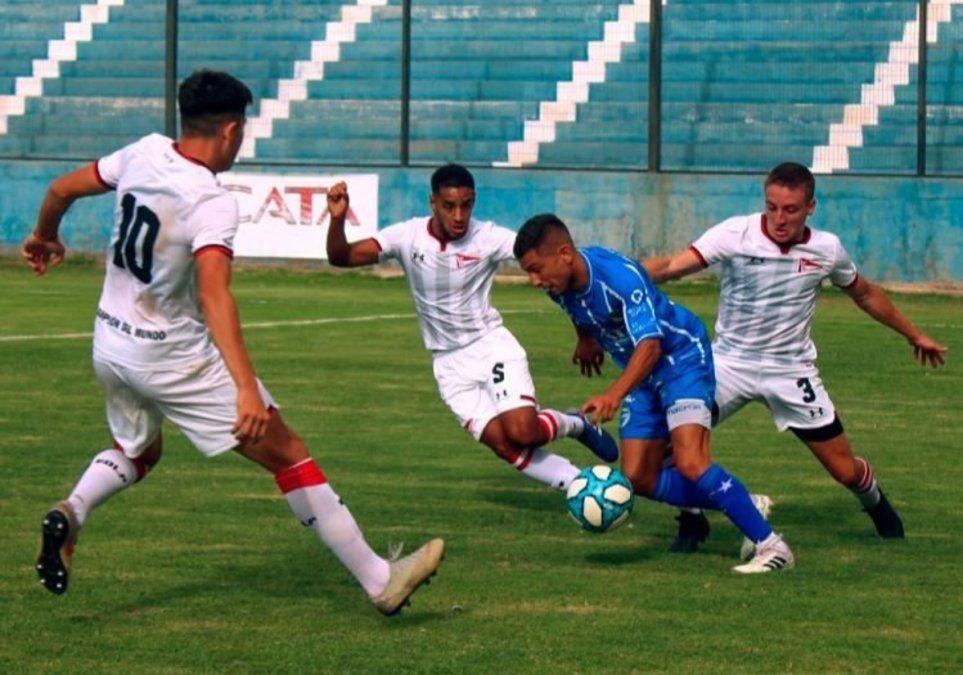 Godoy Cruz igualó con Estudiantes en reserva