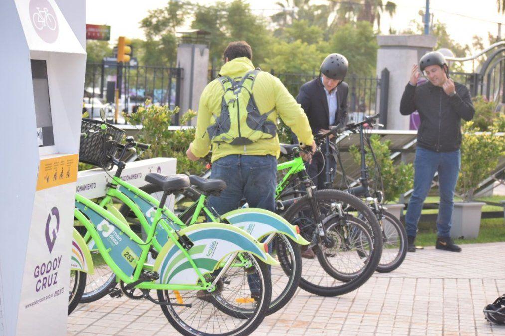 Godoy Cruz aumenta a $7.000 el Ítem Bici que estaba en $3.900 para alentar el uso de este medio de transporte y evitar el micro entre sus empleados.