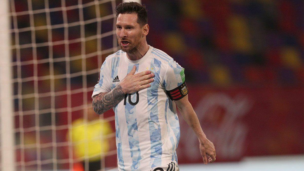 Colombia vs. Argentina: hora, TV y probables formaciones