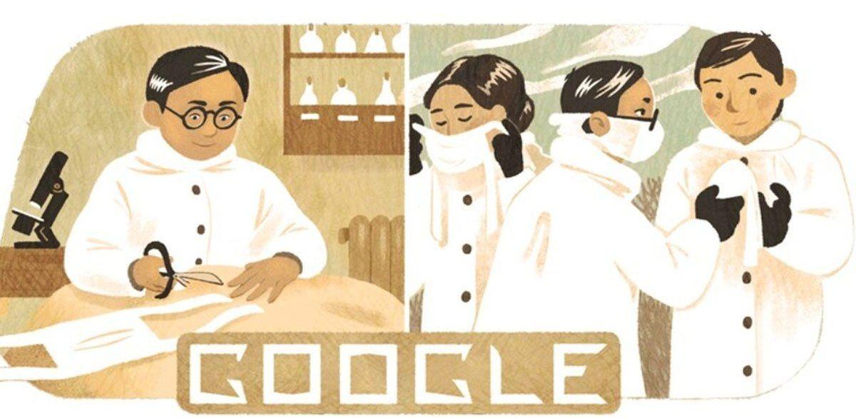 Quién fue Wu Lien-teh, el médico que Google recuerda hoy