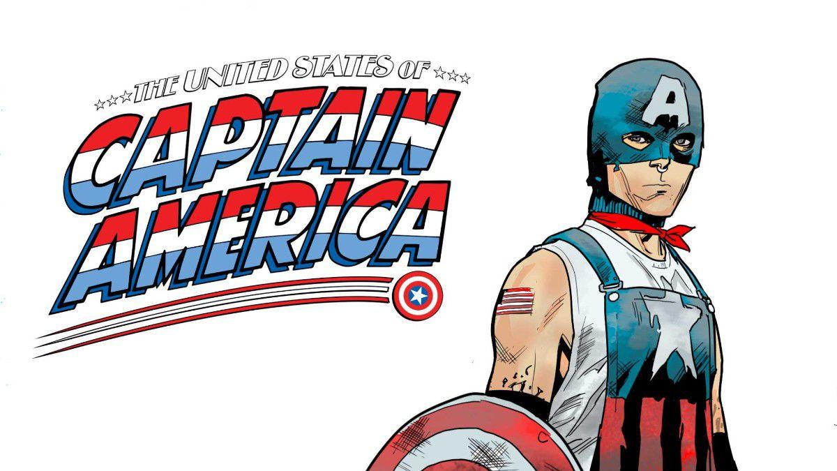 Marvel publicará el 2 de junio un comic con las aventuras de un Capitán América Gay.