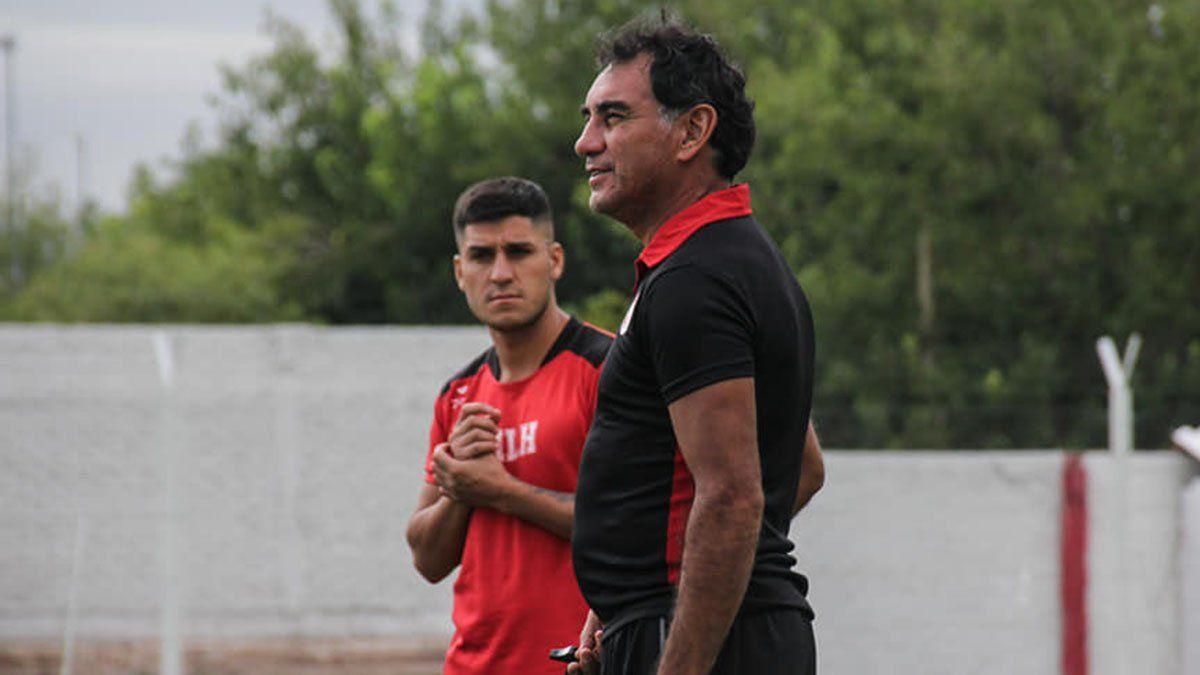 Darío Alaniz tiene el objetivo de pelear por el ascenso.