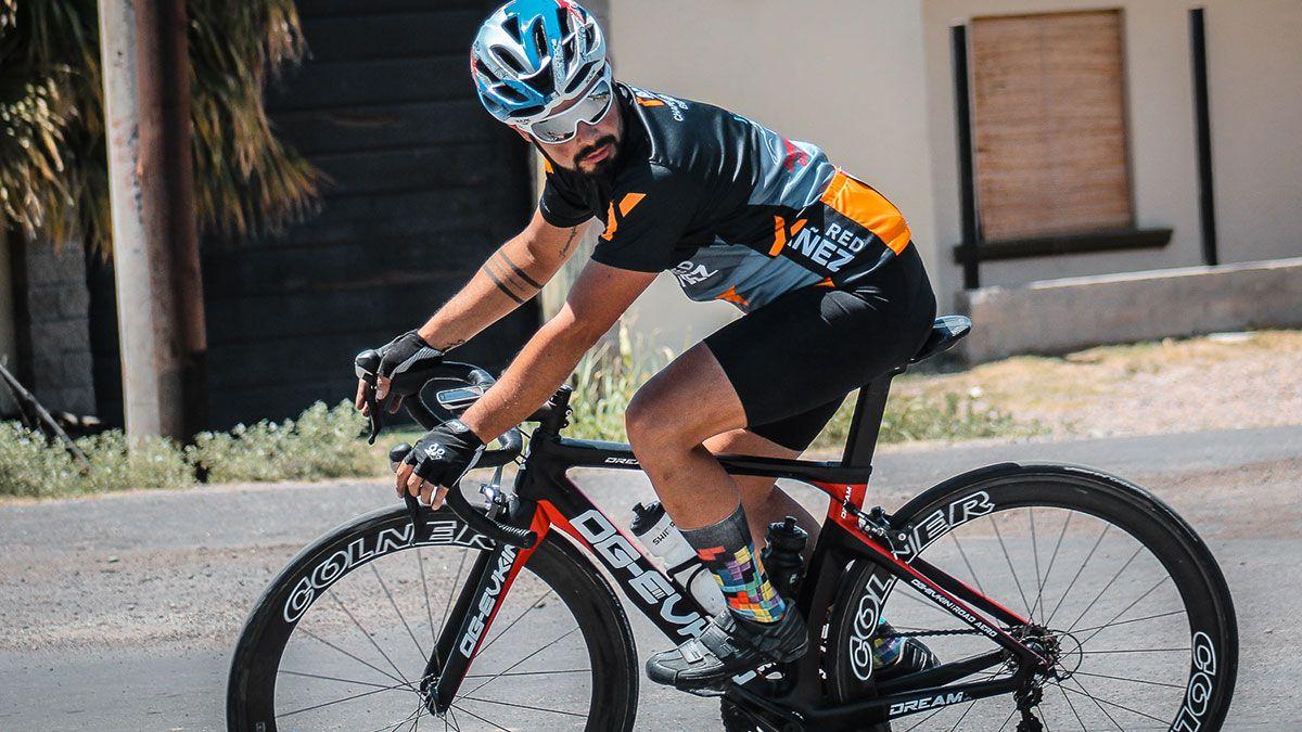 El cordobés Darío Álvarez venció al sprint en Montecaseros