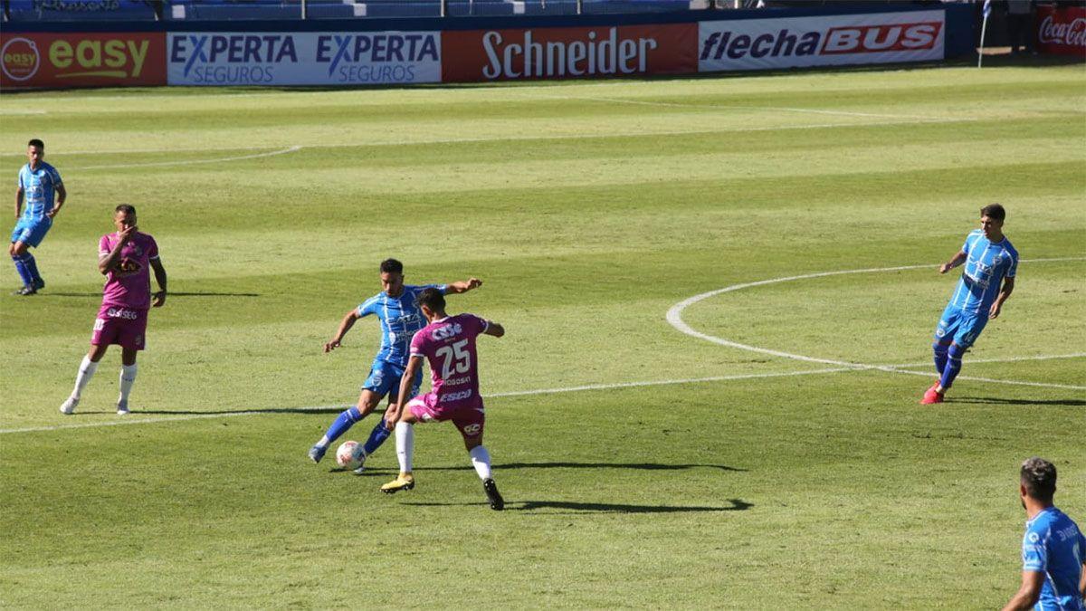 En la vuelta al Gambarte, Godoy Cruz perdió con Arsenal