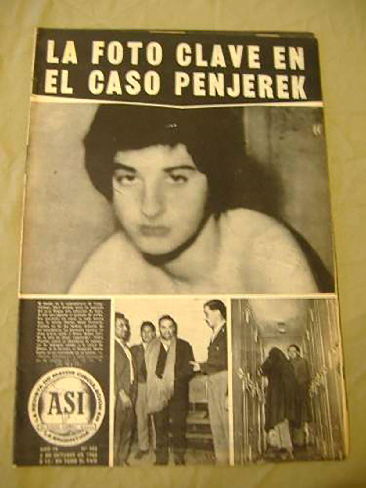 El caso de Norma Penjerek es uno de los grandes misterios. Se habló de trata de personas y orgías