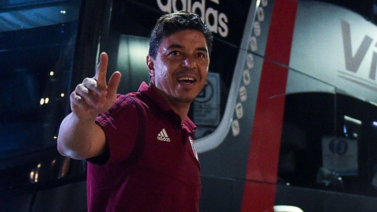 La increíble racha del Muñeco Gallardo en River Plate