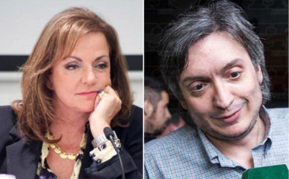 La Justicia sobreseyó a Máximo y Garré en la causa sobre supuestas cuentas en el exterior