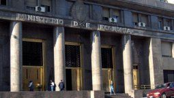 Ministerio de Economía de la Nación.