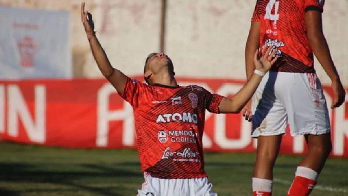 Así fueron los goles de Huracán frente a Ciudad de Bolívar