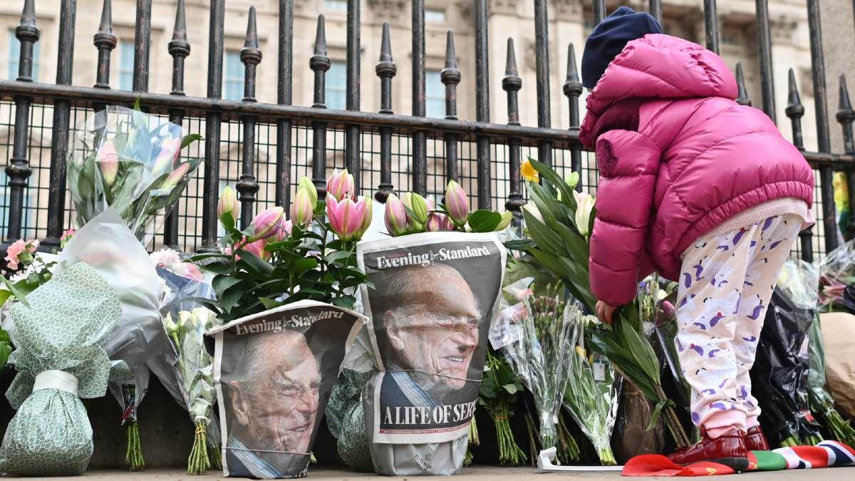 El Príncipe Felipe falleció el viernes 9 de abril.