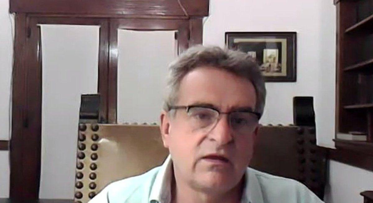Agustín Rossi habló sobre la militarización de las Islas Malvinas por parte del Reino Unido.