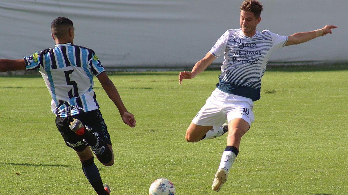 El volante ha marcado tres goles en su regreso a Independiente Rivadavia.