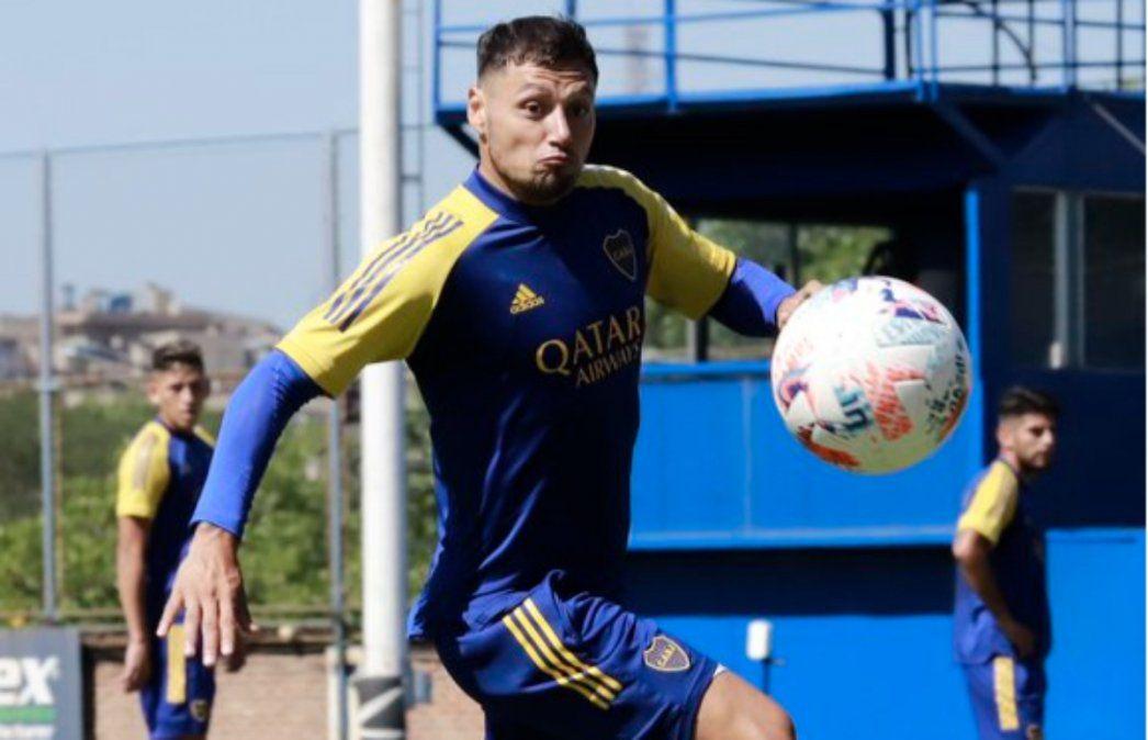 Boca podrá contar con Mauro Zárate y Campuzano para el domingo