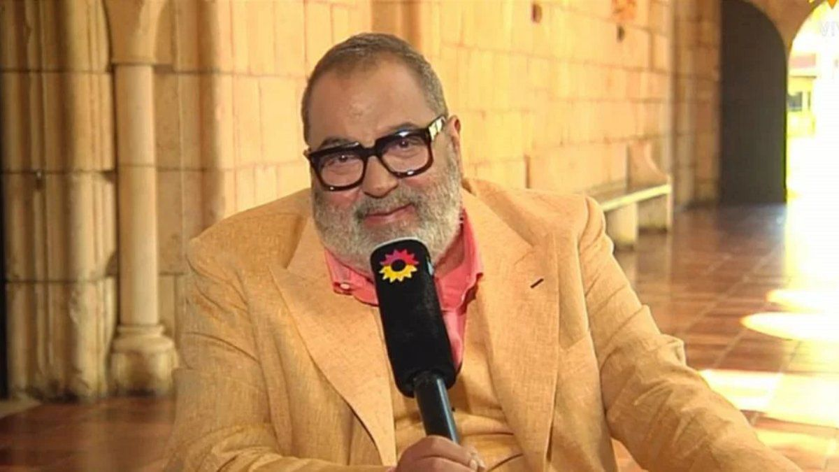 Jorge Lanata se vacunó en Miami.