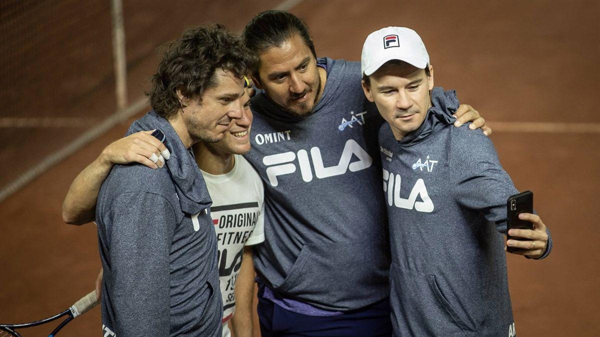 Anunciaron cambios en la Copa Davis