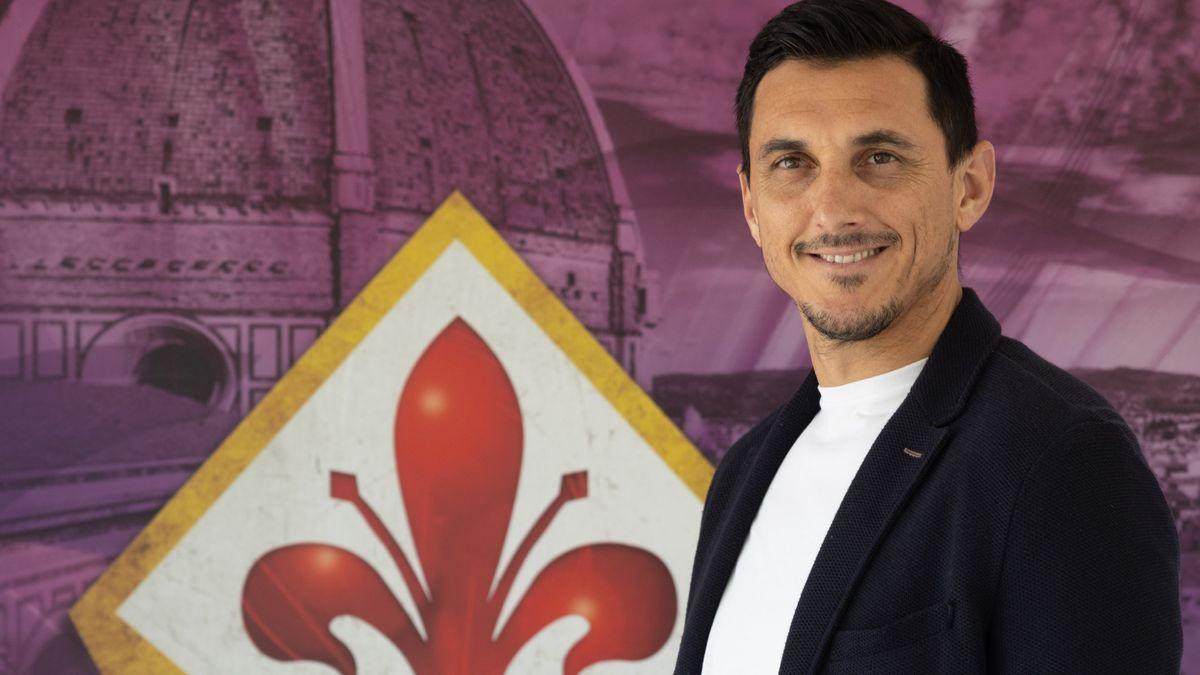 Nicolás Burdisso ya es el director deportivo de la Fiorentina.