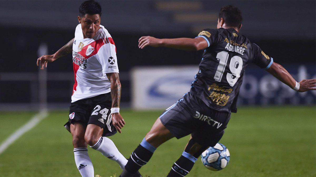 River le ganó a Atlético Tucumán y habrá Superclásico