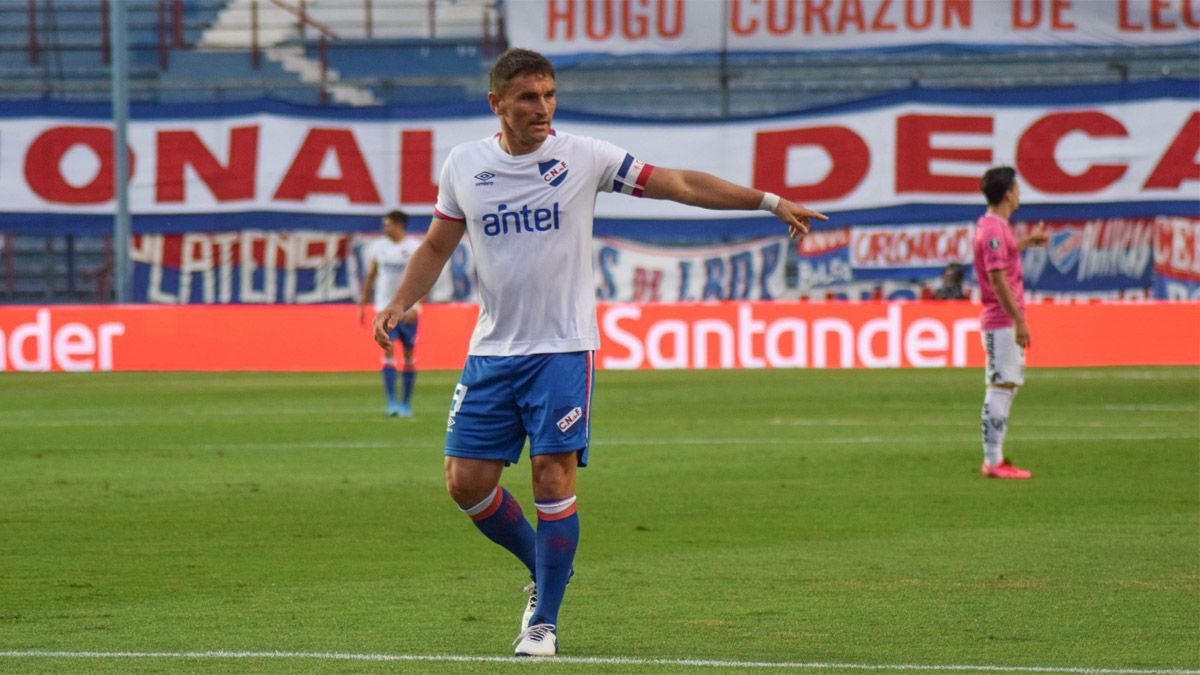 Bergessio y una dura advertencia a River Plate