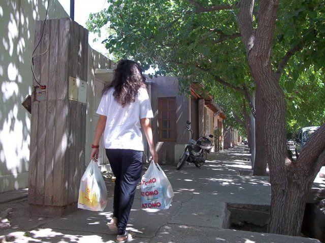 Reflotan en Alvear un plan para erradicar la entrega de bolsas plásticas