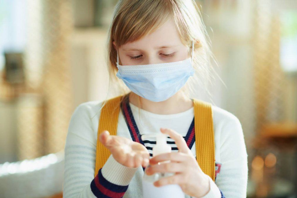 Covid en los niños: la vacuna estaría en septiembre