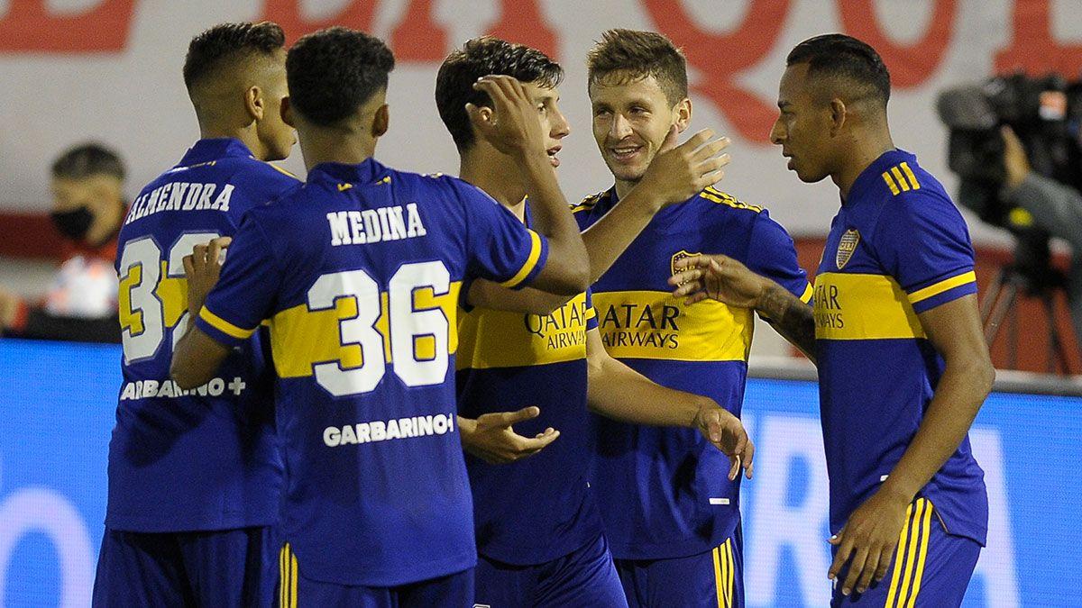 Boca vs. Santos: hora, TV y probables formaciones