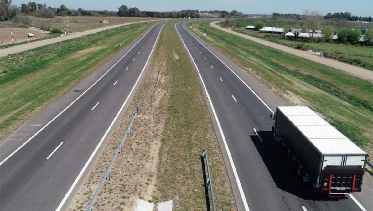 Mario Meoni había señalado que la autovía 7 implicaba un peligro para los conductores y se lamentó de todas las muertes que había ocurrido allí.