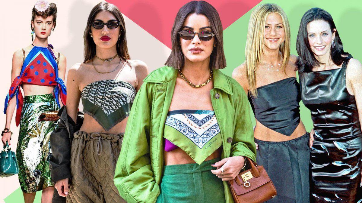 Fabuloso tendencias peinados primavera verano 2021 Colección De Cortes De Pelo Ideas - Primavera verano 2021: así se llevan los pañuelos