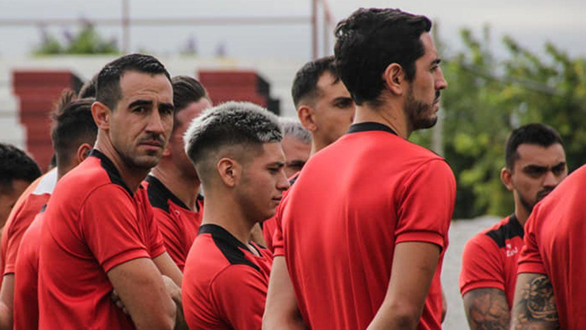 Tallura es el gran referente que tiene el equipo dirigido por Darío Alaniz.