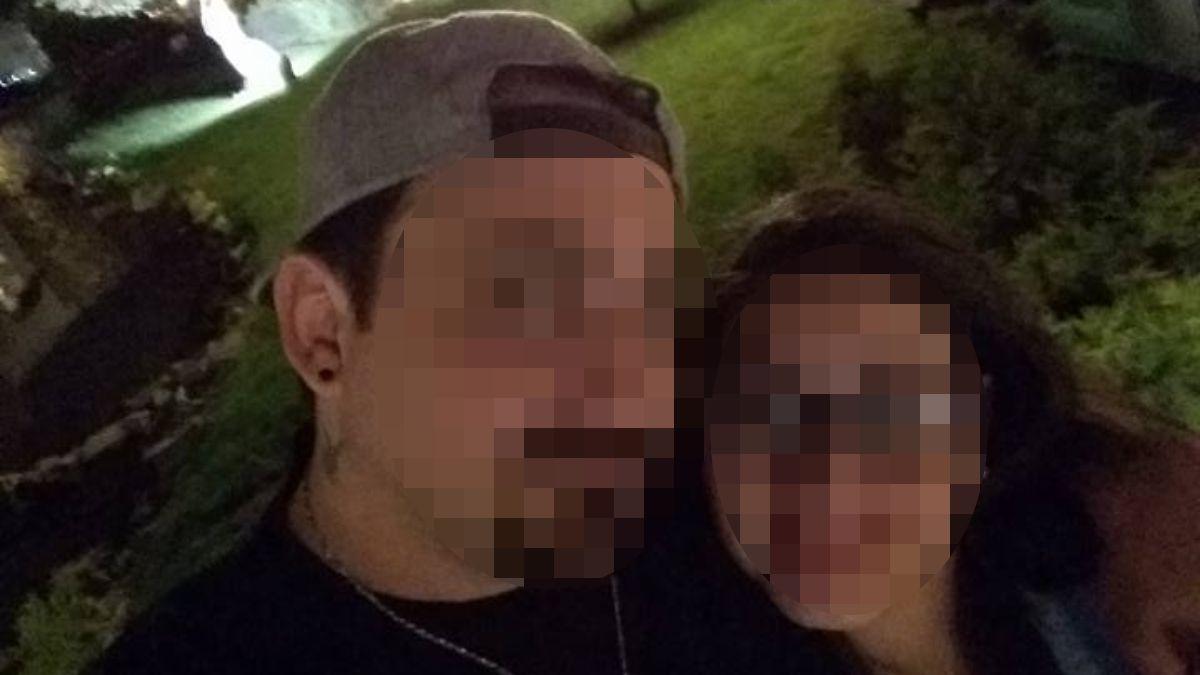 La pareja detenida por el caso Florencia Romano.