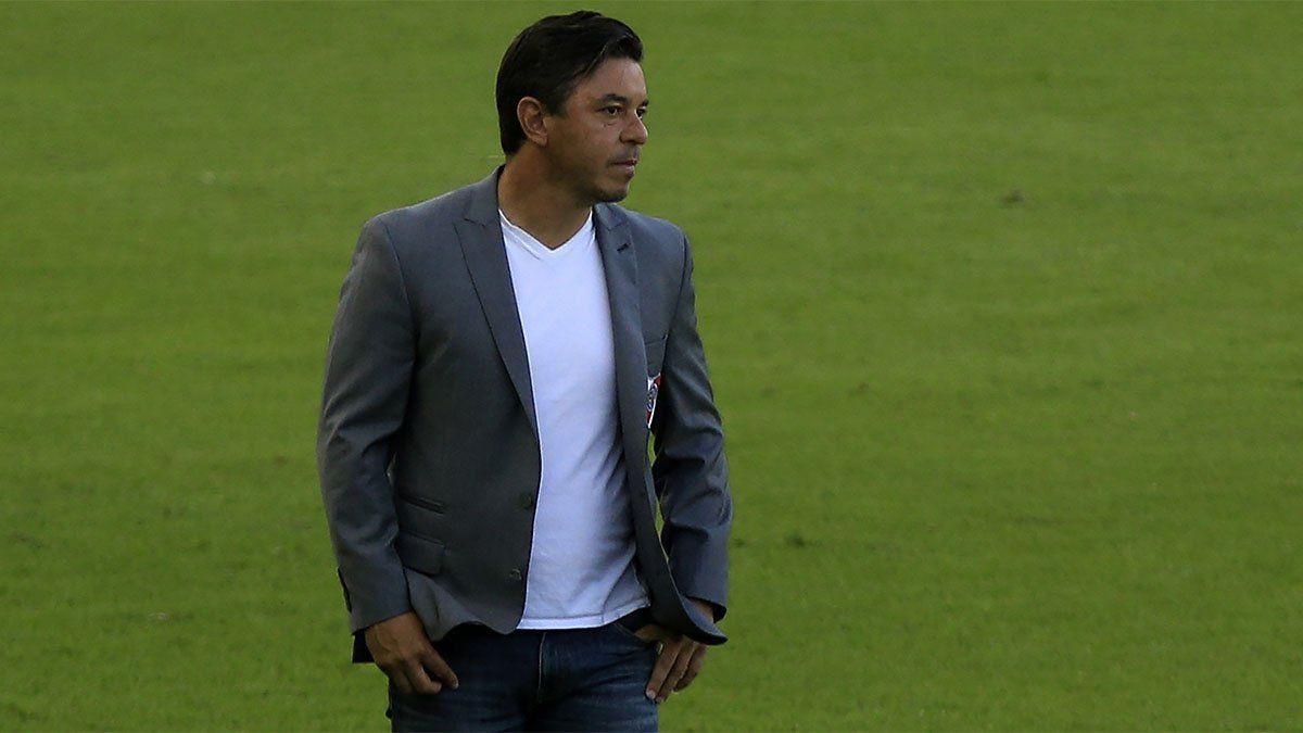 Gallardo recibió el llamado de un club grande